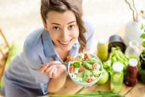 Ernährung und Gewichtsmanagement