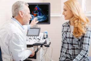 Ultraschalldiagnostik der Organe und des Herzens